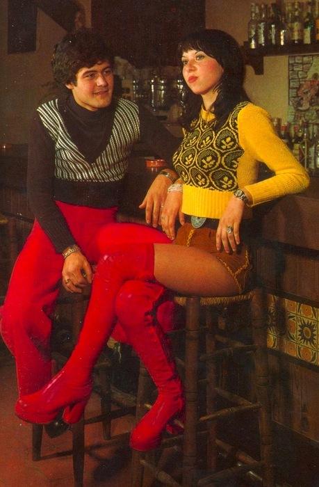 rad sweaters