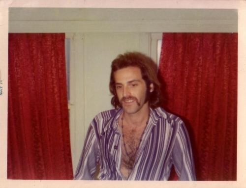 rad 70s dude