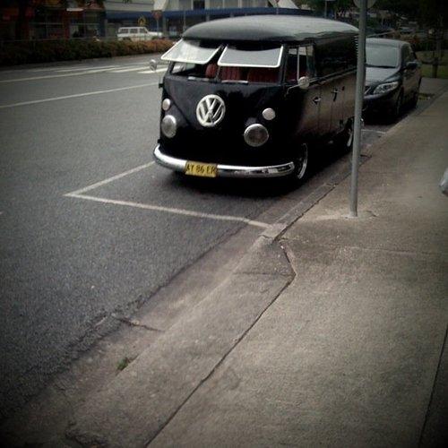 Badass Van