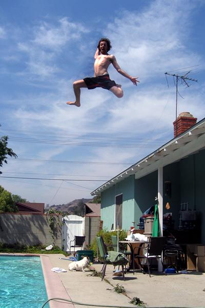 roof jump