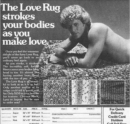 The Love Rug