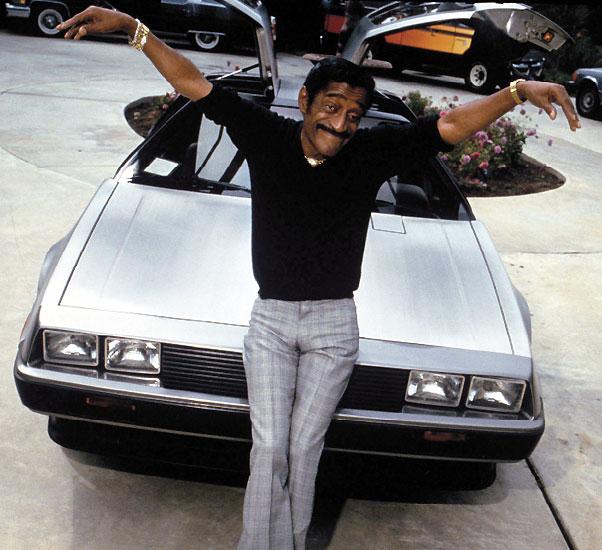 Sammy Davis Jr. - Delorian