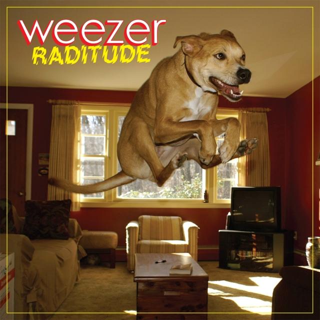 weezer raditude cover