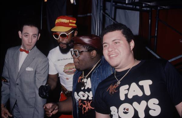 fat boys and pee wee via juliesegal