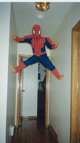 Young Spiderman
