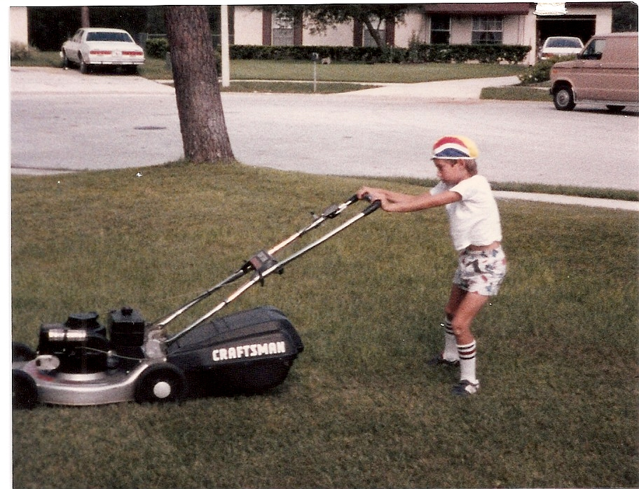 jimmy-mowing-yard