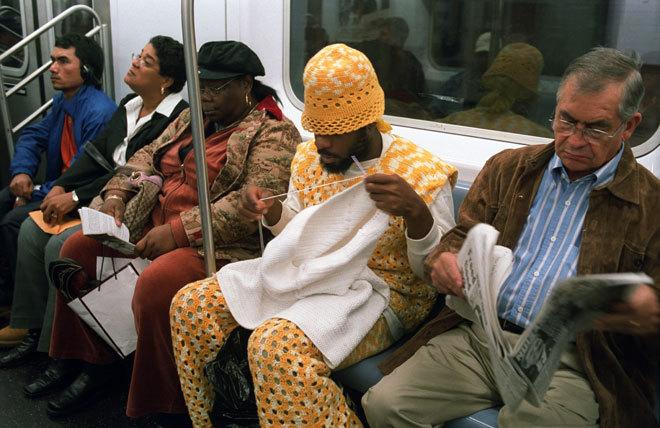 urban knitter